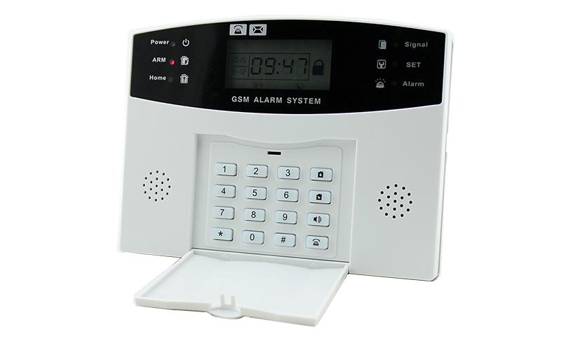 Anti-thief Alarm Controller